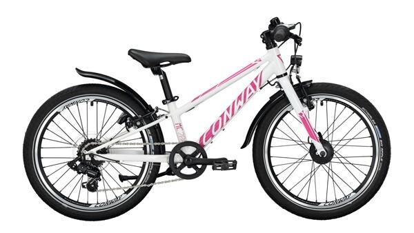 CONWAY - MC 200 weiß,rosa
