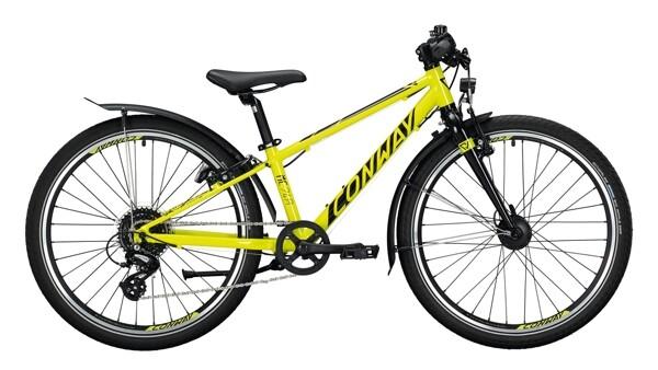 CONWAY - MC 240 schwarz,gelb