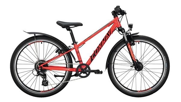 CONWAY - MC 240 schwarz,rot
