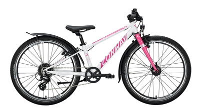 CONWAY - MC 240 weiß,rosa