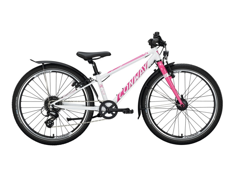 Conway MC 240 weiß,rosa