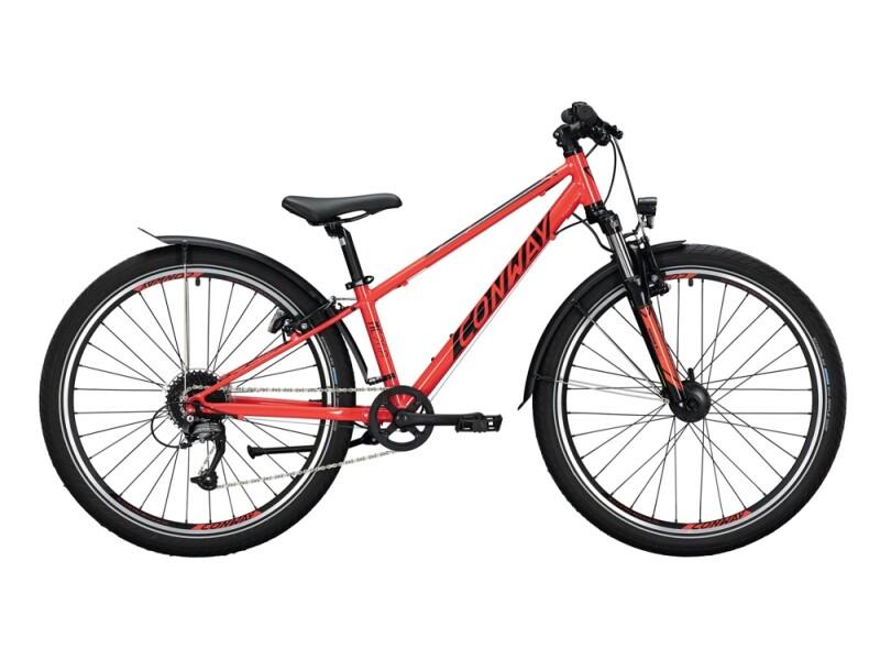 Conway MC 260 schwarz,rot