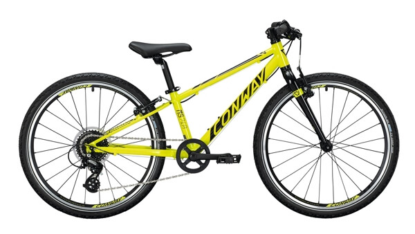 CONWAY - MS 240 schwarz,gelb