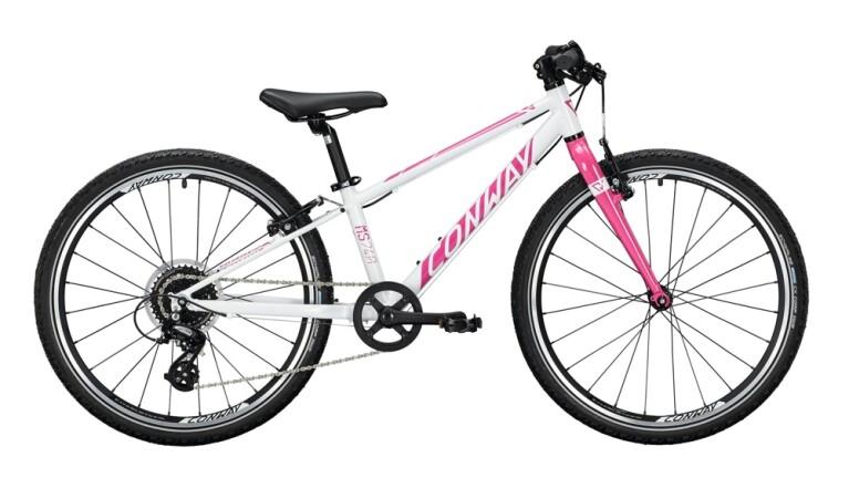 CONWAYMS 240 weiß,rosa
