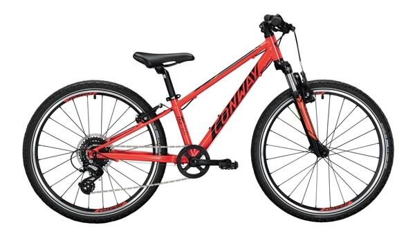 CONWAY - MS 240 schwarz,rot