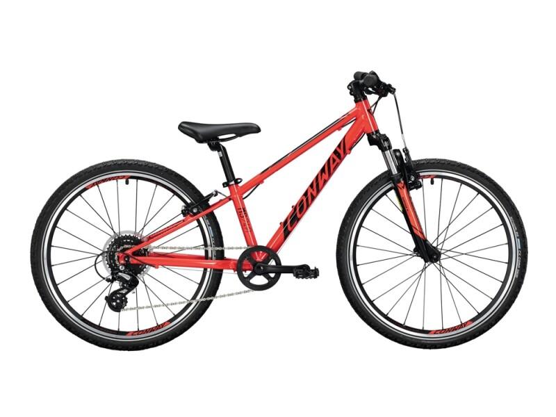 Conway MS 240 schwarz,rot