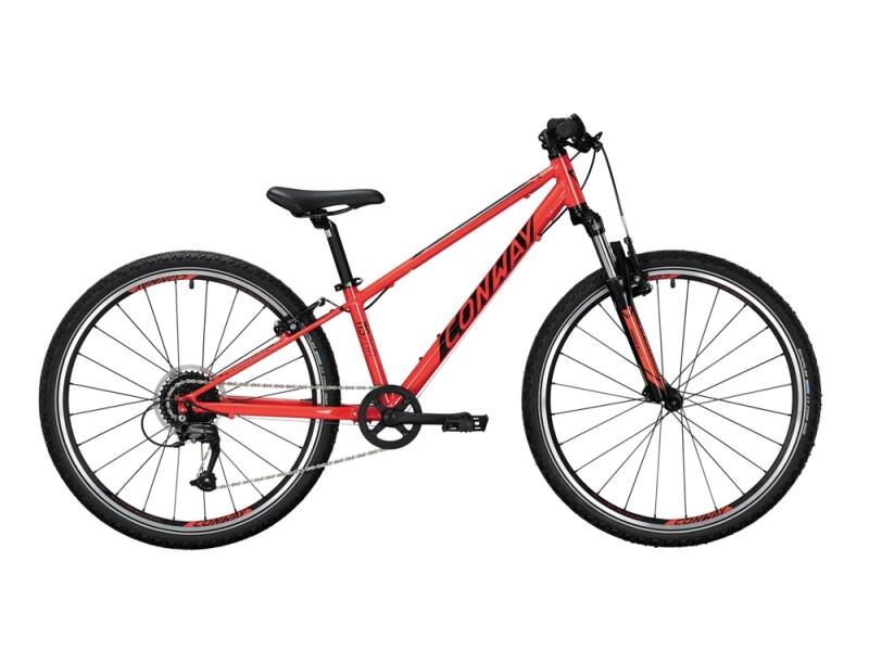 Conway MS 260 schwarz,rot