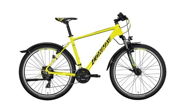 CONWAY - MC 327 schwarz,gelb