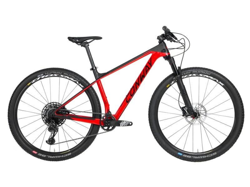 Conway RLC 5 schwarz,rot