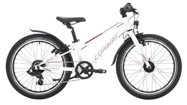 CONWAY - MC 200 weiß,violett