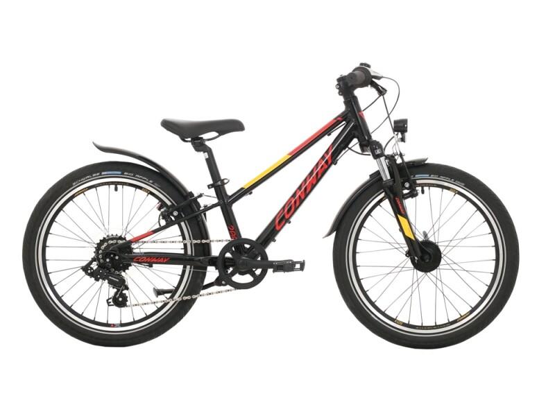 Conway MC 200 schwarz,rot