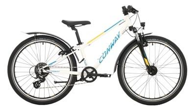 CONWAY - MC 240 weiß,blau