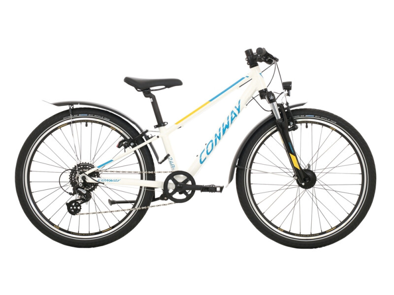 Conway MC 240 weiß,blau