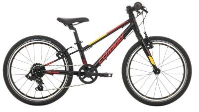 CONWAY - MS 200 schwarz,rot