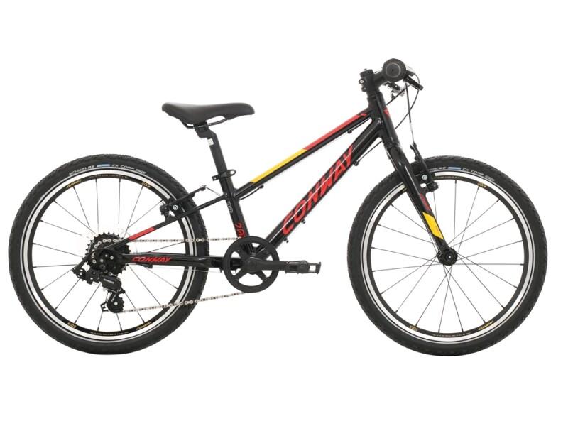 Conway MS 200 schwarz,rot