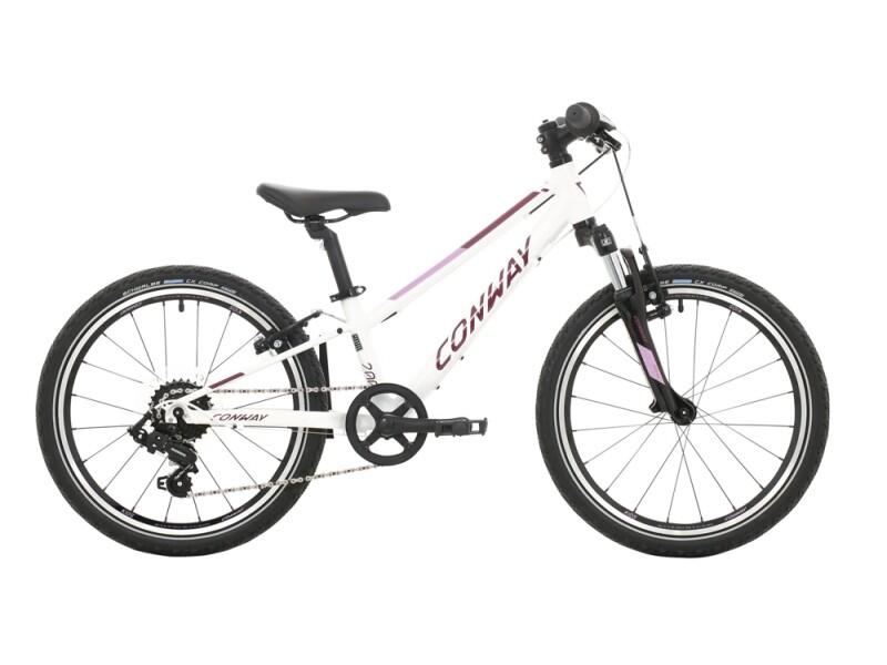 Conway MS 200 weiß,violett