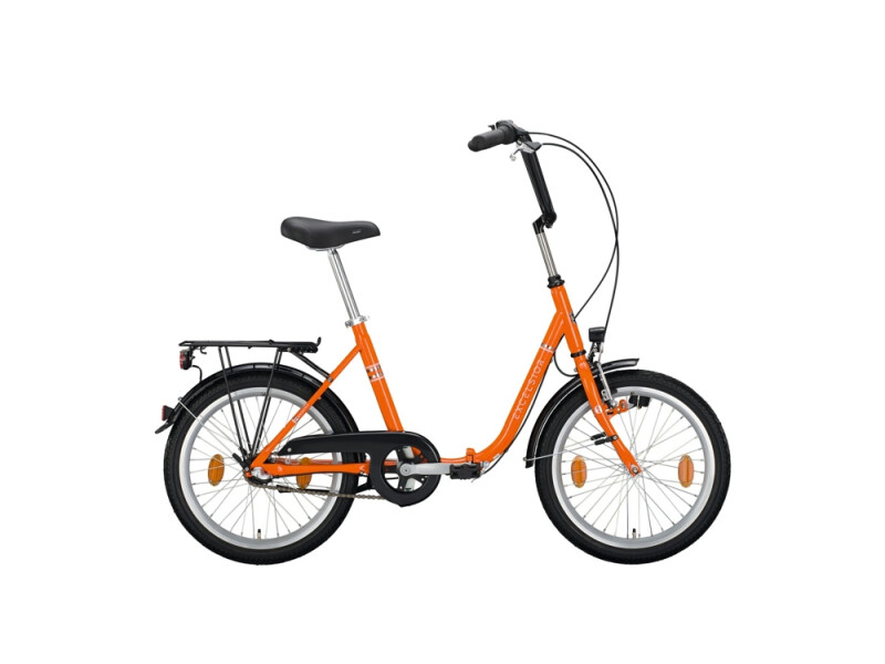 Excelsior Klapprad orange