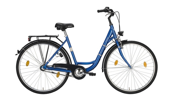 EXCELSIOR - Road Cruiser Alu blau