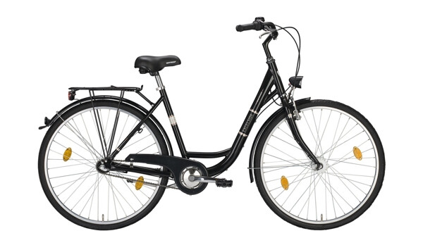 EXCELSIOR - Road Cruiser Alu ND schwarz