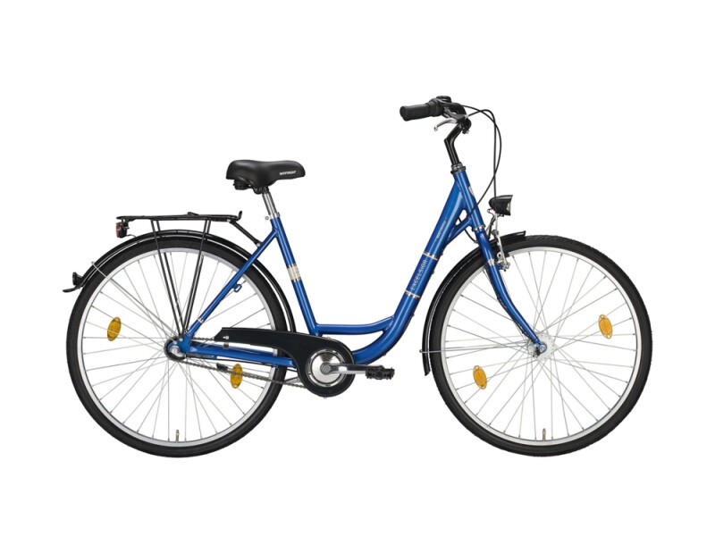 Excelsior Road Cruiser Alu ND blau