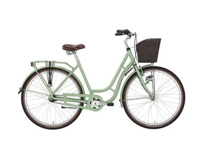 Excelsior Swan-Retro Alu grün