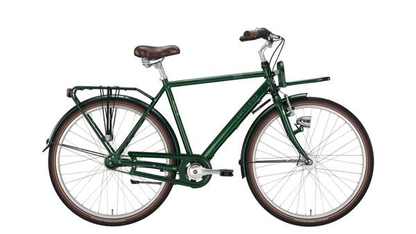 EXCELSIOR - Swan-Retro FT Alu grün