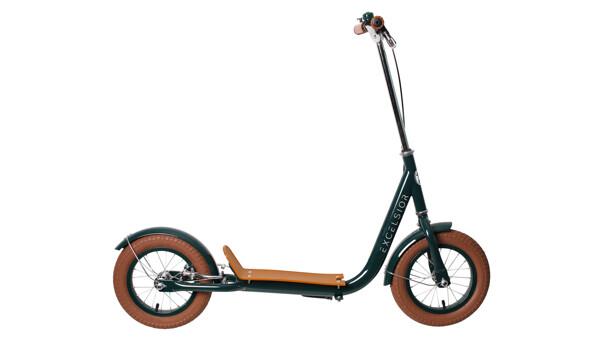 EXCELSIOR - Retro Scooter grün