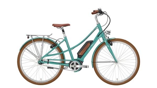 EXCELSIOR - Vintage E grün
