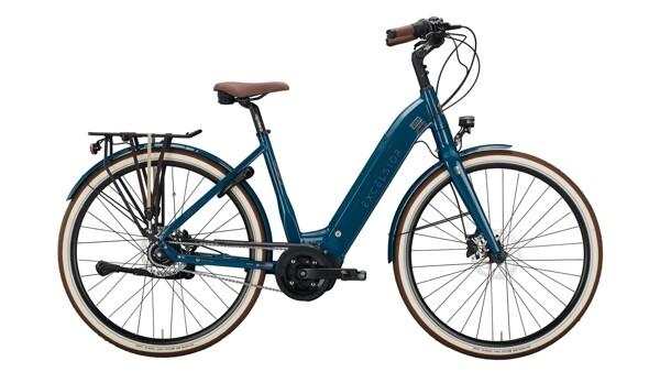 EXCELSIOR - Pearl E blau