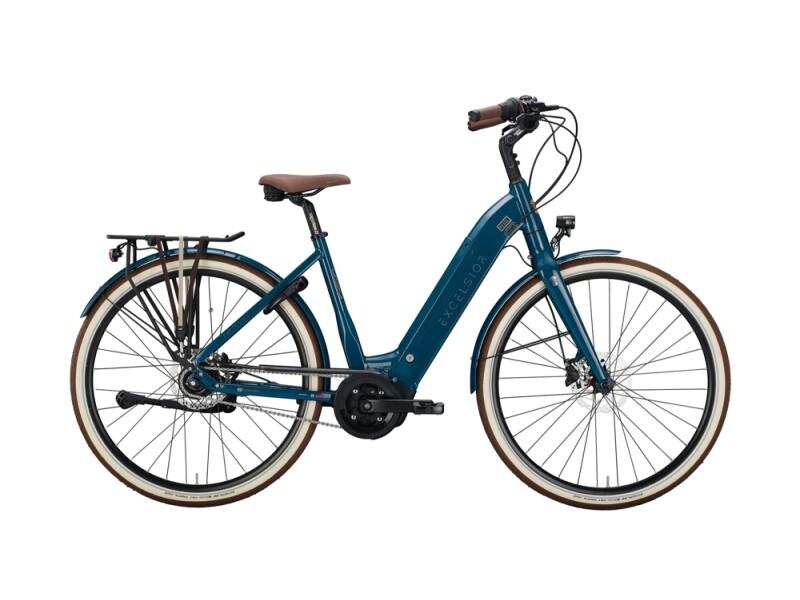 Excelsior Pearl E blau