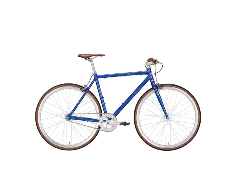 Excelsior Sputter blau