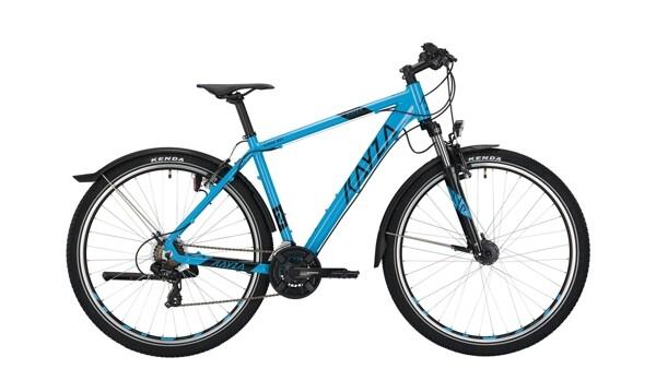 KAYZA - GARUA DRY 2 schwarz,blau