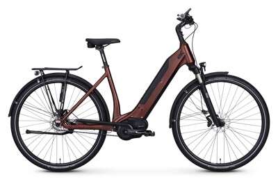 e-bike manufaktur - 8CHT Continental Revolution