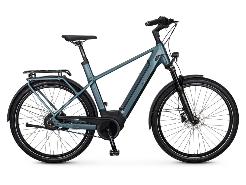 e-bike manufaktur 8CHT Enviolo Bosch Performance Line CX