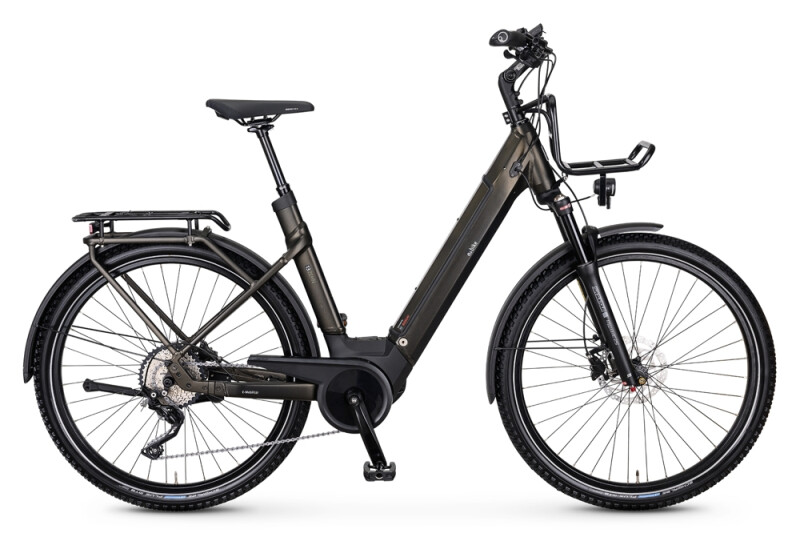 e-bike manufaktur 13ZEHN Cross Bosch Performance Line CX