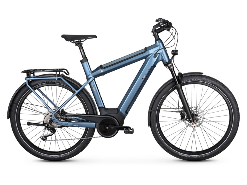 e-bike manufaktur 15ZEHN EXT Bosch Performance Line CX