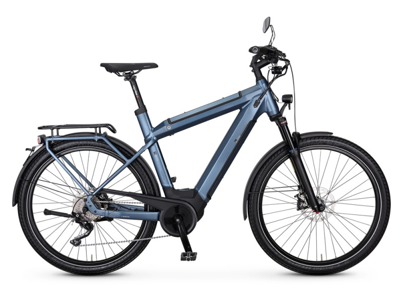 e-bike manufaktur 15ZEHN EXT 45km/h Bosch Performance Line CX