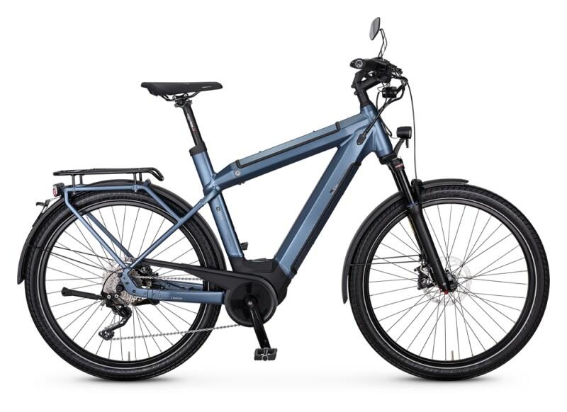 e-bike manufaktur 15ZEHN EXT 45km/h Bosch Performance Line CX