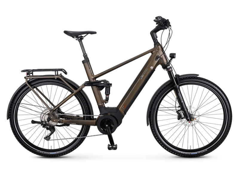 e-bike manufaktur TX22 Bosch Performance Line CX