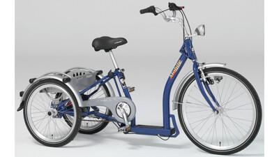 Pfau-Tec Mobile blau