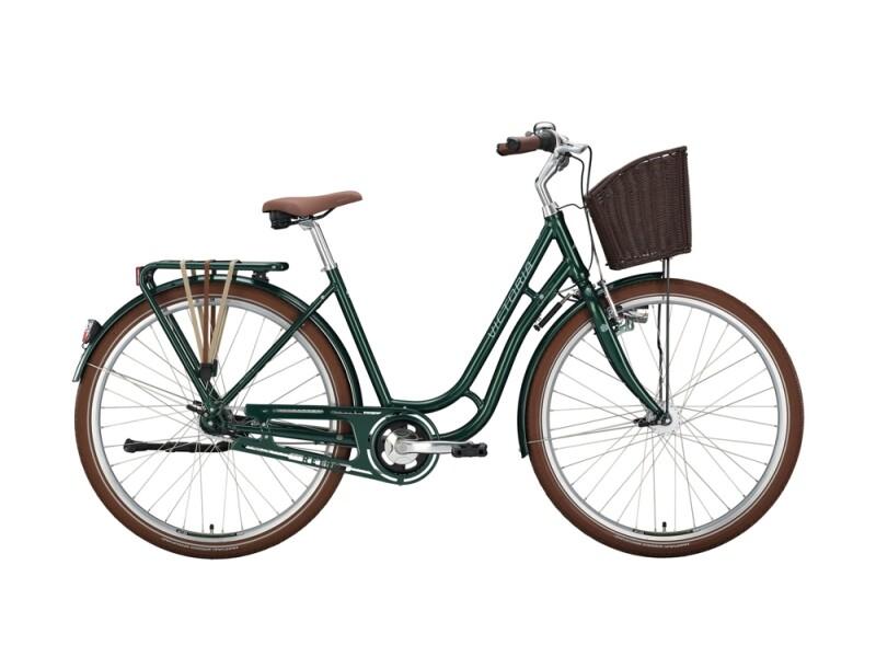 Victoria Retro 5.4 grün,grau