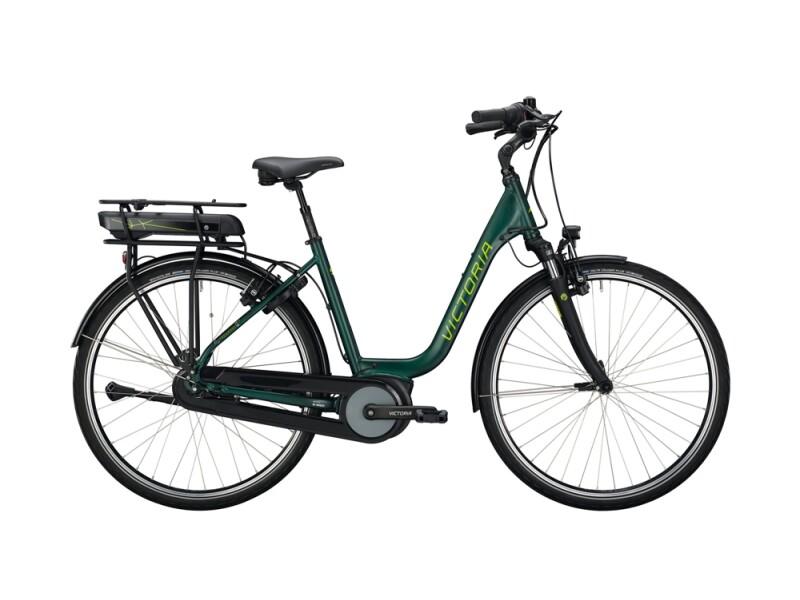 Victoria eTrekking 5.9 H grün,grau