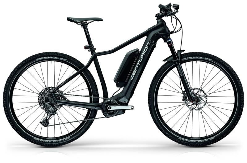 Centurion Backfire Fit E R811i DualBatt E-Bike