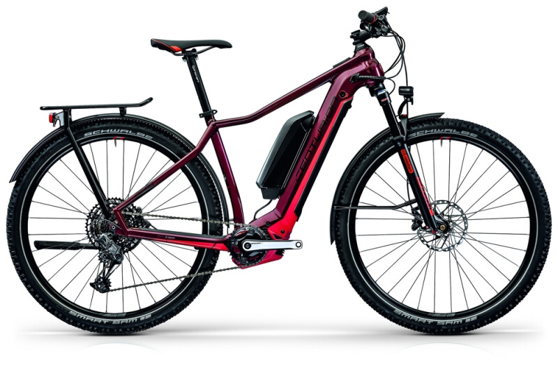 Centurion Backfire Fit E R811i DualBatt EQ E-Bike