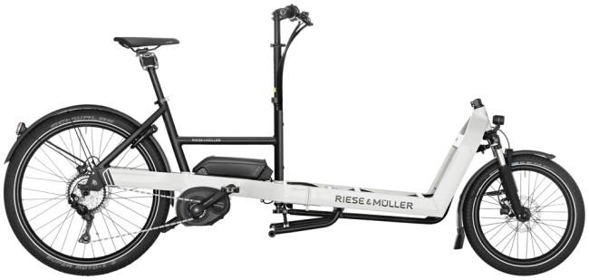 Riese und Müller Packster 40 touring light grey