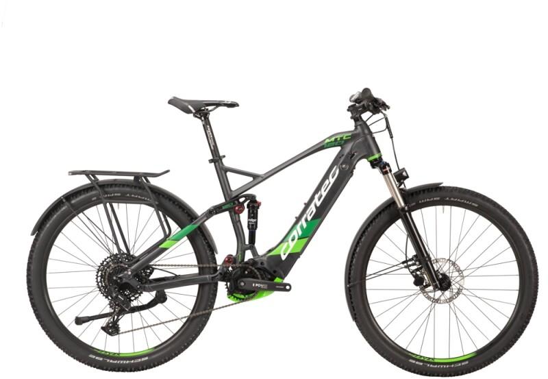 Corratec E-Power MTC 120 E-Bike