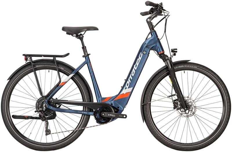 Corratec E-Power Urban 28 CX6 10S Wave Shadow E-Bike