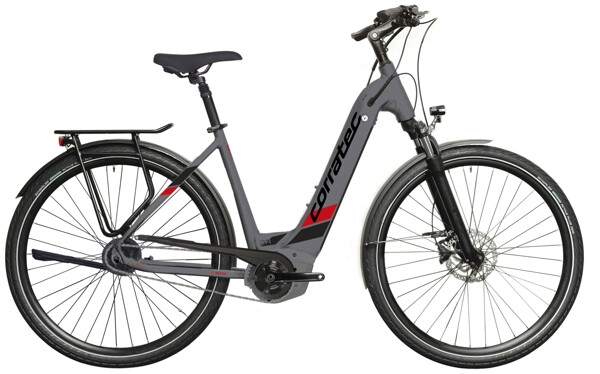 CORRATEC - E-Power Urban 28 P5 8s Wave Shadow