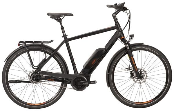 CORRATEC - E-Power Urban 28 AP5 8SC Gent