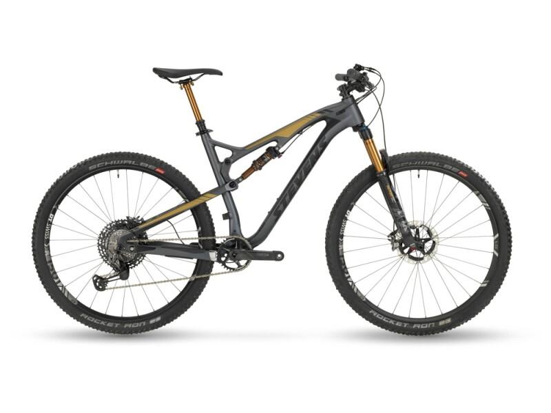 Stevens Jura Carbon SL 27.5